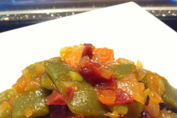 judias verdes receta